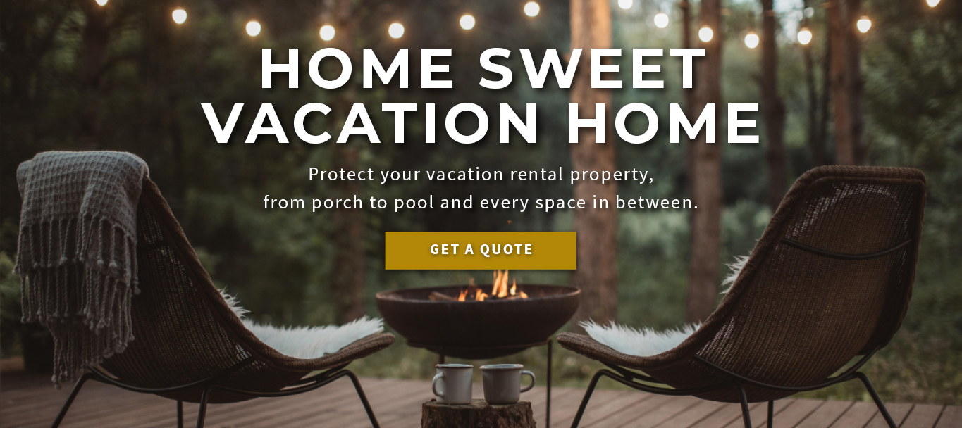Vacation Rental Insurance for your Airbnb